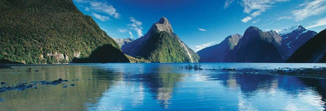 Destination Milford Sound